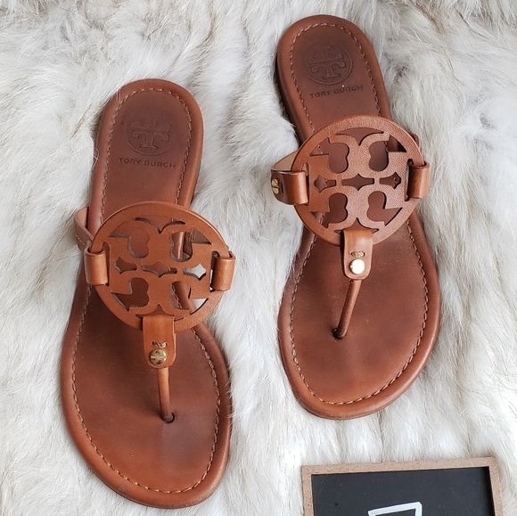 ab6de7e3403f3a Tory Burch Vintage Vachetta millers size 7M. M 5c79246b03087cd74891a726.  Other Shoes ...